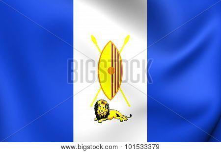 Flag Of Buganda Kingdom