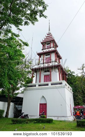 The Small Stupa In Wat Pho Temple