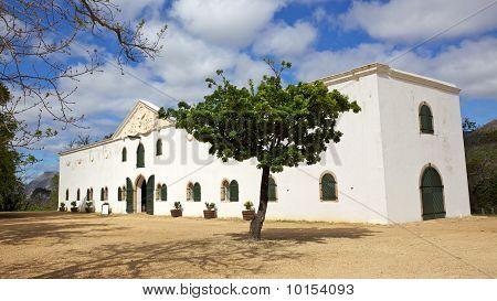 Groot Constantia Wine Cellar