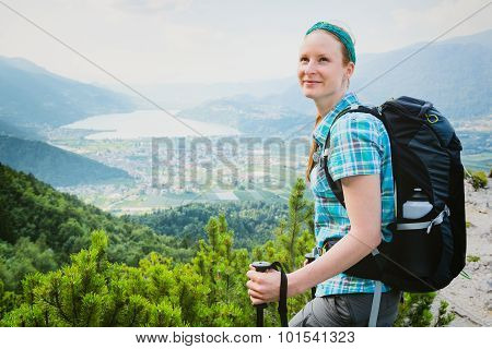 Hiking - Scenic Mountain View