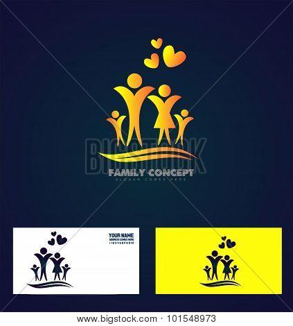 Family Member Logo Icon