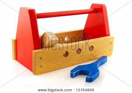 Wooden Toolkit