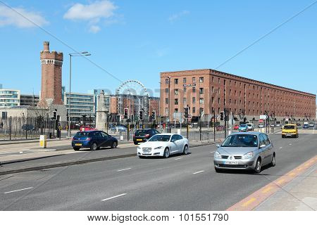Traffic In Liverpool