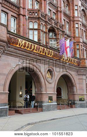 Midland Hotel, Manchester