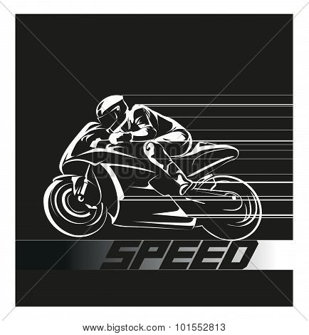 Speed Racing Symbol