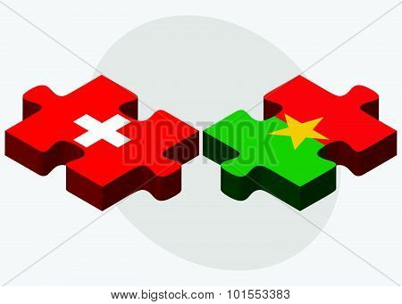 Switzerland And Burkina Faso