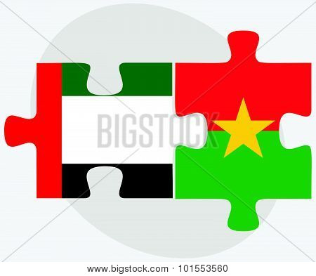 United Arab Emirates And Burkina Faso
