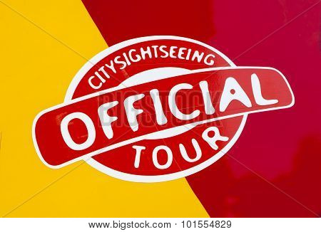 Official City Sightseeing Tour
