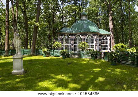 Grotto House Peterhof Park