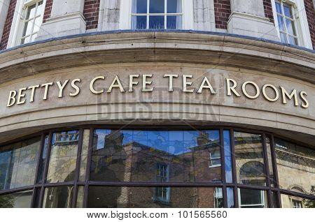 Bettys Cafe Tea Rooms