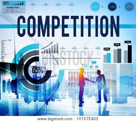 Competition Race Contest Challenge Competitive Concept