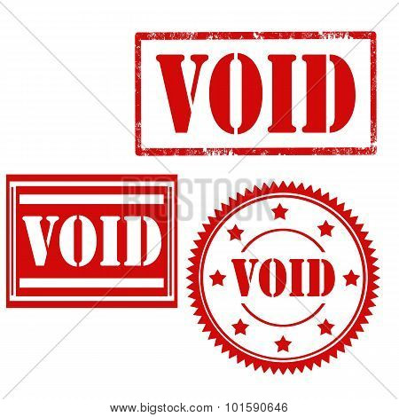 Void-stamps