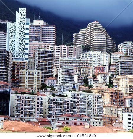 Monte Carlo Cityscape, France