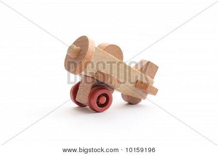 Little Wooden Airplane