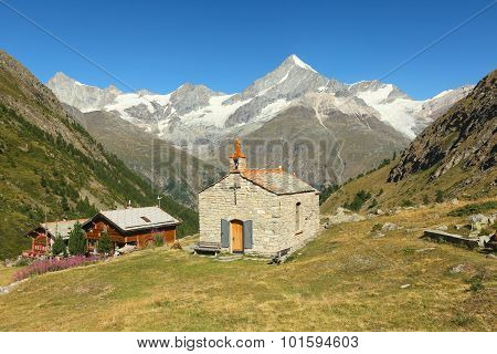 Alpine Chapel