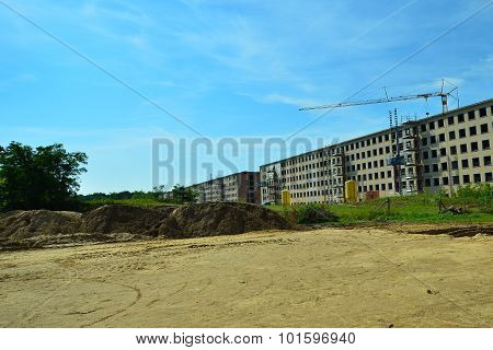 Construction KDF Prora