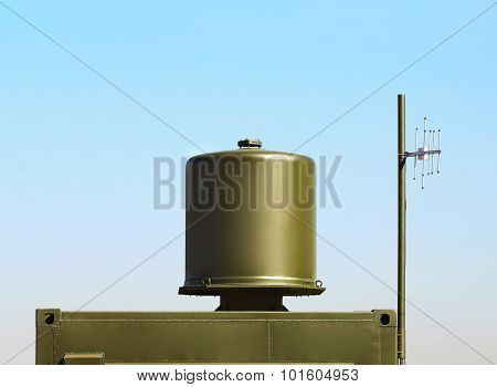 Cylindrical Antenna