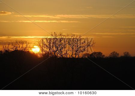 Sunset at Speed
