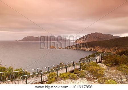 Cape Tourville Lookout
