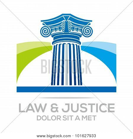 logo Law&justice