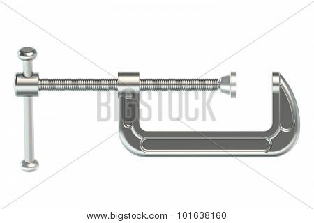 Metallic Clamp