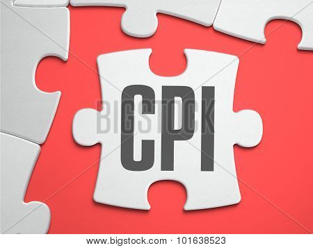 CPI - Puzzle on the Place of Missing Pieces.