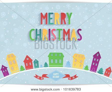 Fun Merry Christmas card