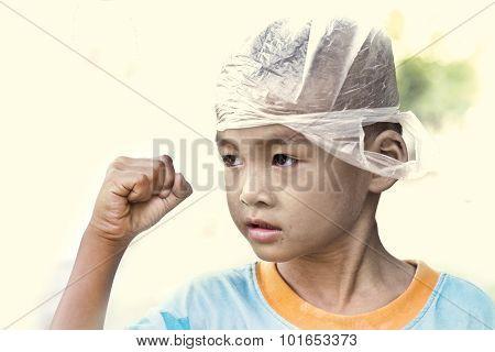 Asian Strong Children