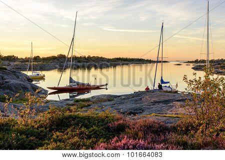 Archipelago Harbour