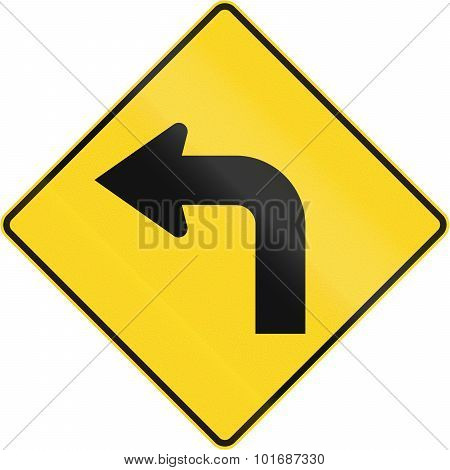 Left Curve Ahead In Canada