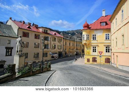 Banska Stiavnica - Town-hall