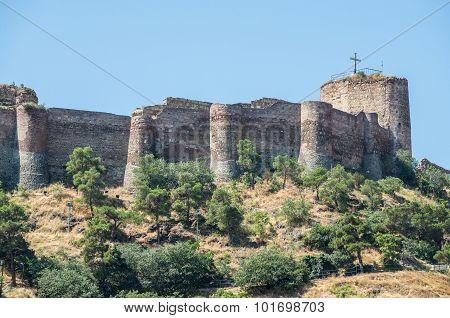 Narikala In Tbilisi