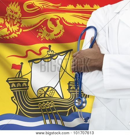 Concept Of Canadian Healthcare System - New Brunswick