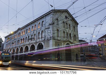 Geneva In Switzerland