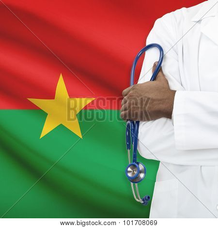 Concept Of National Healthcare System - Burkina Faso