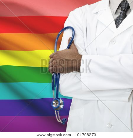 Concept Of National Healthcare System - Lgbt- Lesbian, Gay, Bisexual And Transgender People