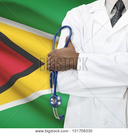 Concept Of National Healthcare System - Guyana