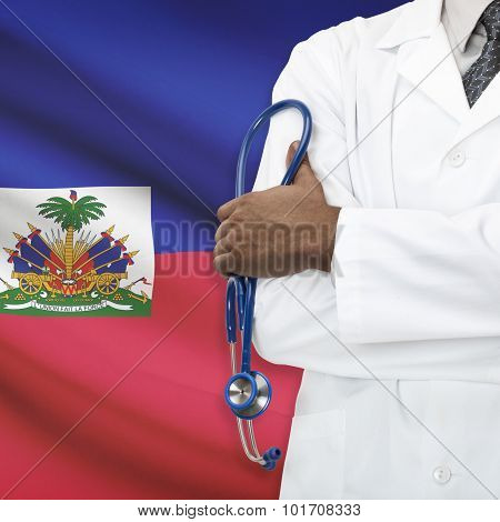 Concept Of National Healthcare System - Haiti