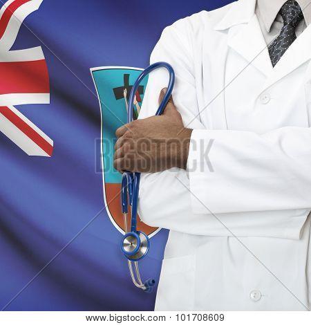 Concept Of National Healthcare System - Montserrat