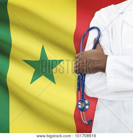Concept Of National Healthcare System - Senegal