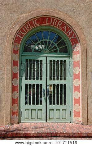 Santa Fe Library
