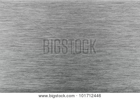 Background Of Stainless Steel Metal Surface