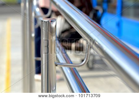 Holder Handrail Railing Stainless Steel