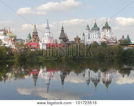 Izmailovsky Park