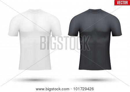 Under layer compression shirt of thermo fabric.