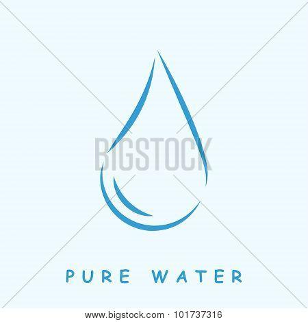 Pure Water Logo