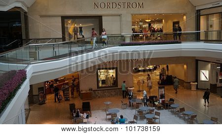The Mall at Short Hills in New Jersey