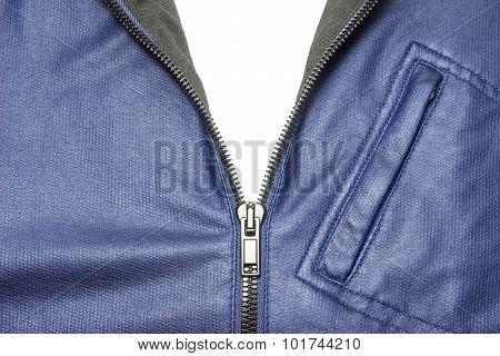 Zip On Jacket 1
