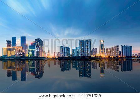 China city Hangzhou