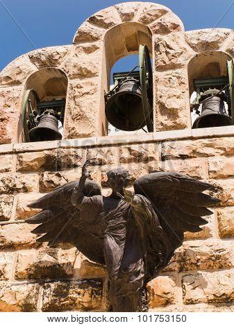 Bethlehem Shepherds Field Church. Palestine. I